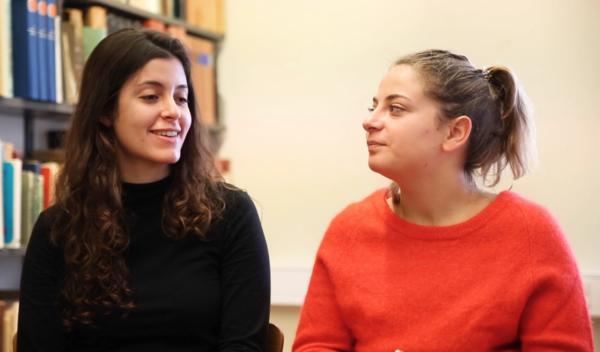 Eleverne på danskholdet. kommer fra hele verden. De kommer for at blive bedre til dansk, lære om dansk kultur og for at opleve den unikke højskolestemning.