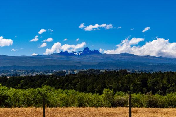 Efter at Uldum Højskoles tur til Kenya er slut, tager eleverne ofte videre til nye oplevelser - fx at bestige Mount Kenya.