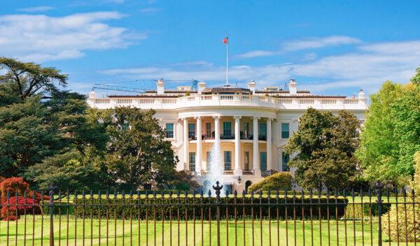 I faget aktuel debat ser vi på de ting der sker i verden lige nu. USA fylder naturligvis en del - her det hvide hus.