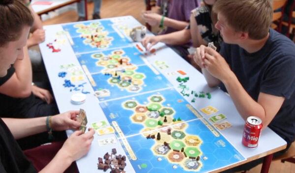 I brætspilsfaget bliver du præsenteret for en masse forskellige brætspil.