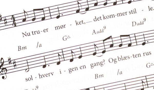I fagene om rytmisk teori lære du musikteori indenfor forskellige genre. DU lærere både den basale og den mere avancerede musikteori.