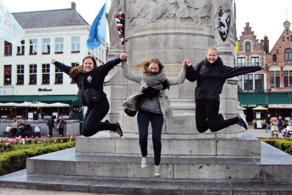 Uldum Højskole tage i maj-måned til Brügge i Belgien